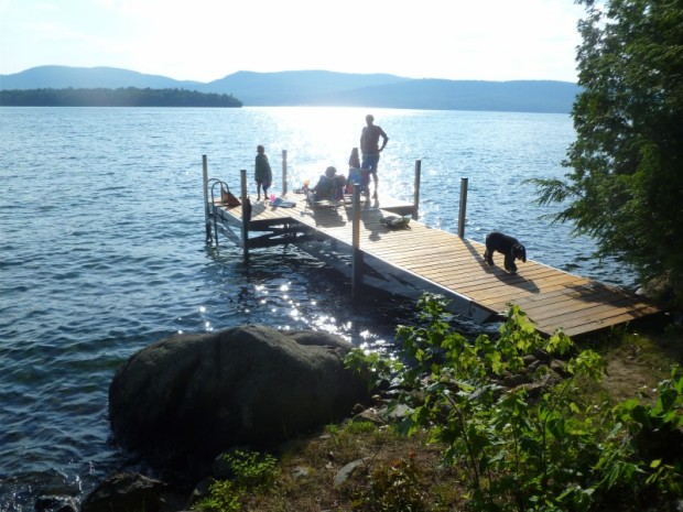 LG dock