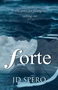 JD Spero's FORTE cover