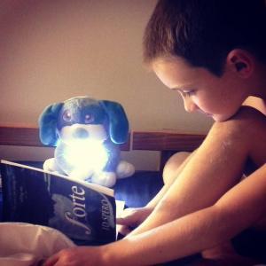 AJ reads FORTE