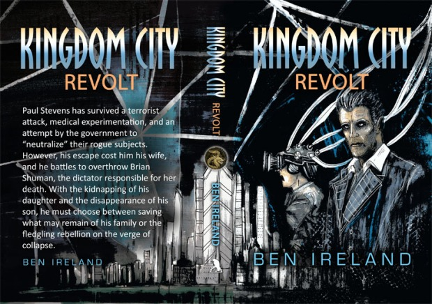 Kingdom City by Ben Ireland