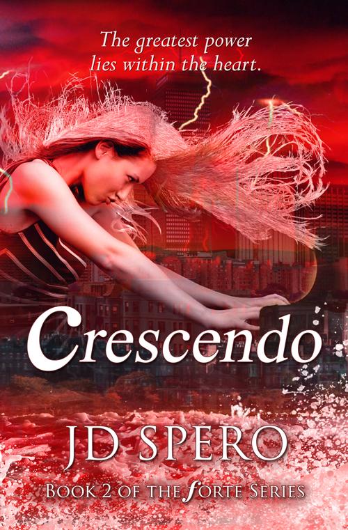 Crescendo YA fantasy to release Dec 1, 2017