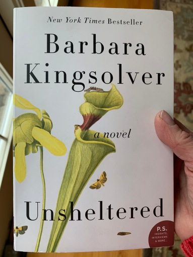Unsheltered by Barbara Kingsolver