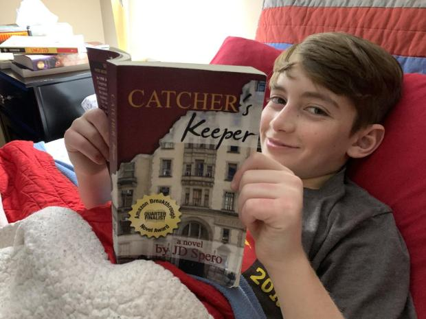 Reading Catcher's Keeper
